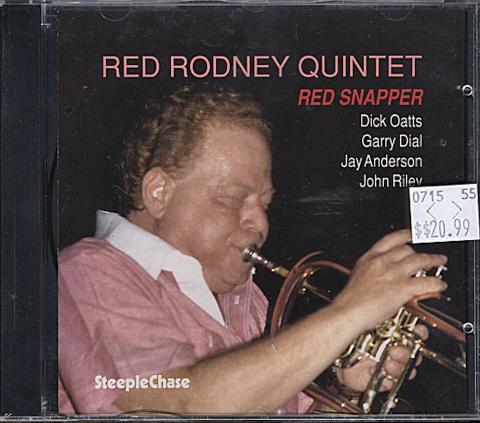 Red Rodney Quintet CD