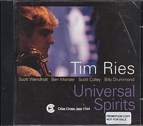 Tim Ries CD