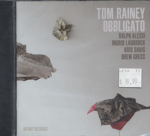 Tom Rainey CD