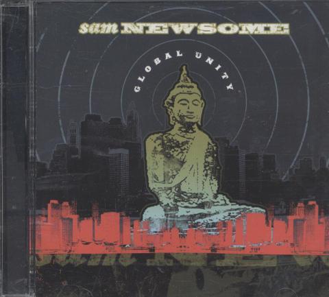 Sam Newsome CD