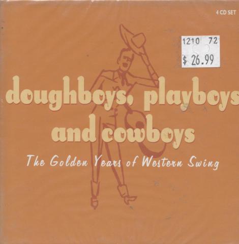Doughboys, Playboys and Cowboys CD