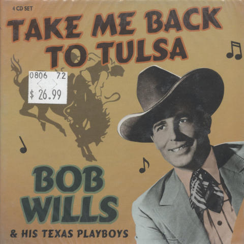 Bob Wills & His Texas Playboys CD