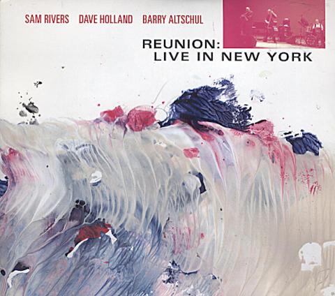 Sam Rivers CD