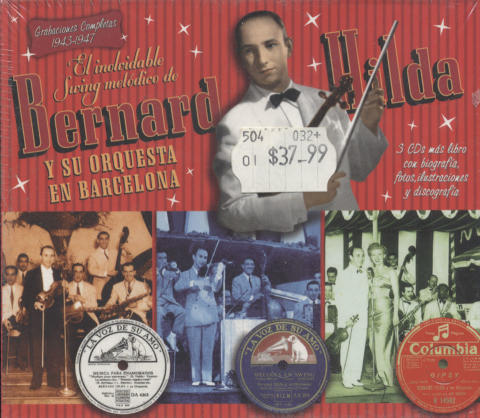 Bernard Hilda CD