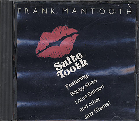 Frank Mantooth CD