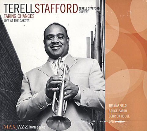 Terell Stafford CD