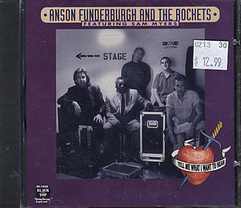 Anson Funderburgh & the Rockets CD