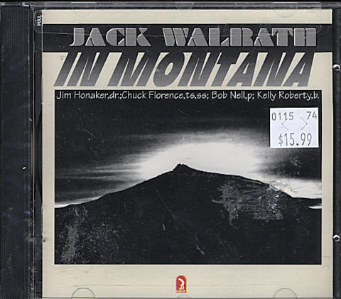 Jack Walrath CD