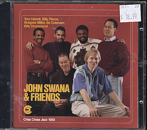 John Swana & Friends CD