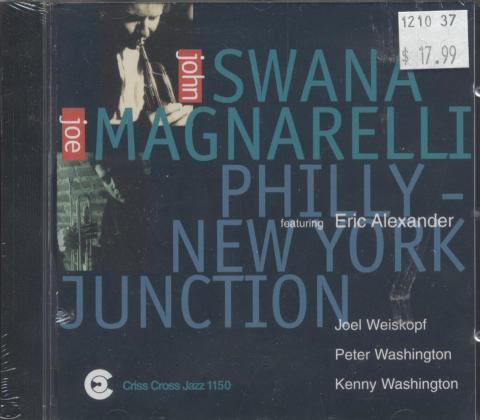 John Swana / Joe Magnarelli CD