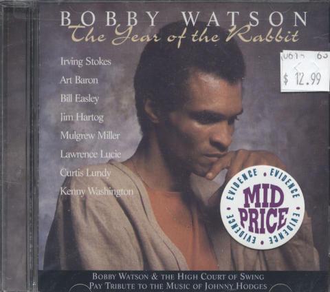 Bobby Watson CD