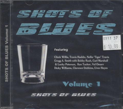 Shots of Blues Vol. 1 CD