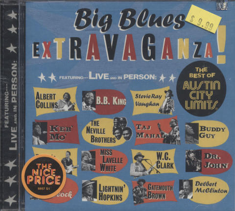 Big Blues Extravaganza! CD