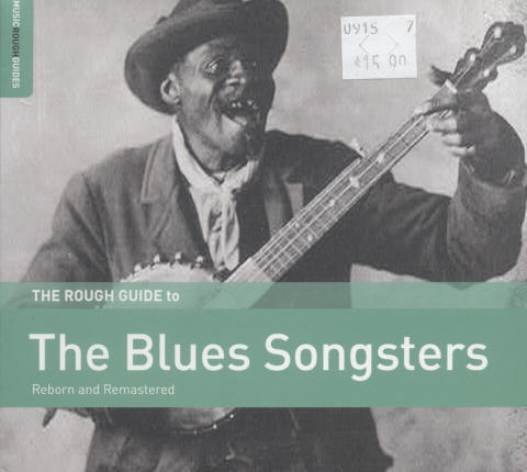 The Blues Songsters CD