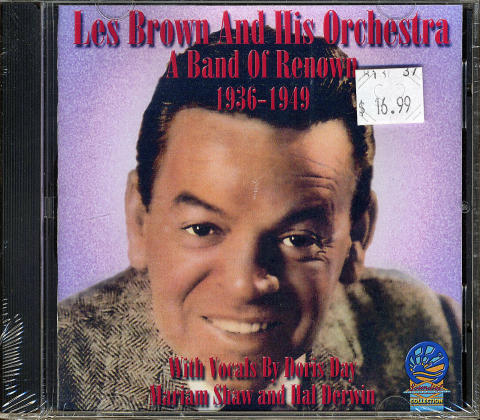 Les Brown And His Orchestra CD