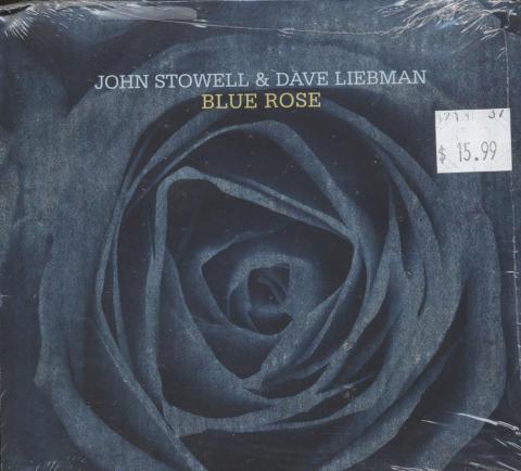 John Stowell & Dave Liebman CD