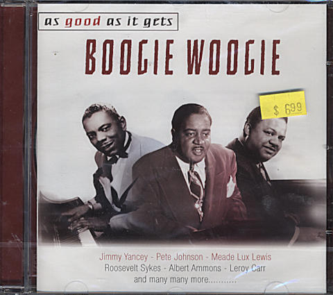 Boogie Woogie CD