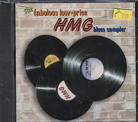 HMG Blues Sampler CD