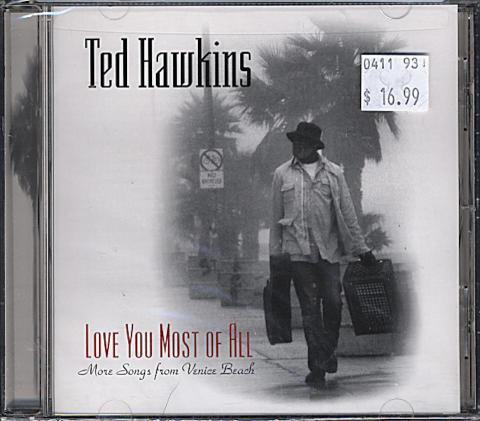 Ted Hawkins CD