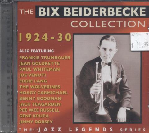Bix Beiderbecke CD