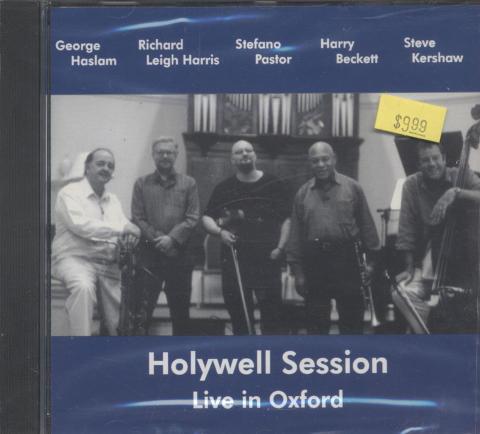 George Haslam CD