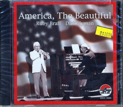Ruby Braff & Dick Hyman CD