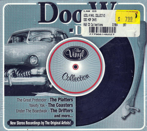 The Vinyl Collection CD