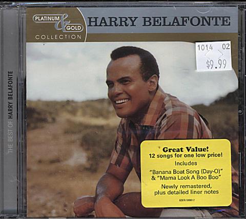 Harry Belafonte CD