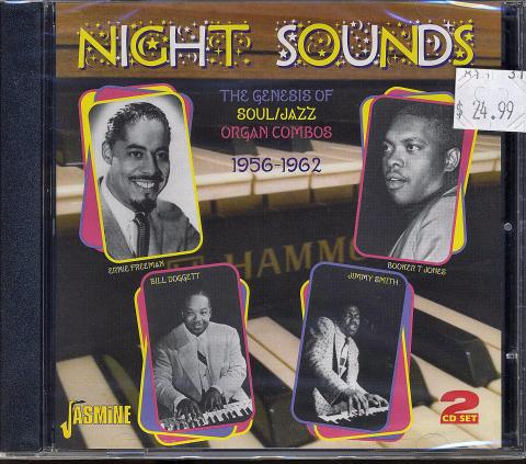 Night Sounds CD