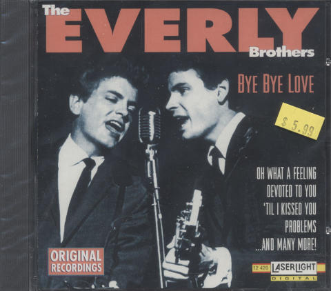 Everly Brothers CD