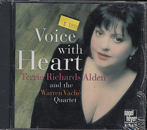 Terrie Richards Alden CD
