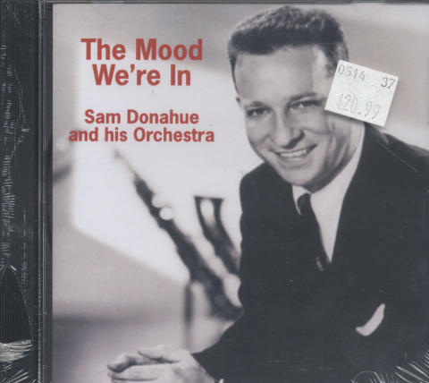 Sam Donahue And His Orchestra CD