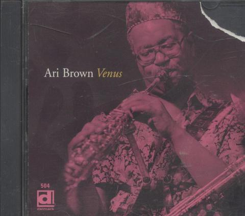 Ari Brown CD