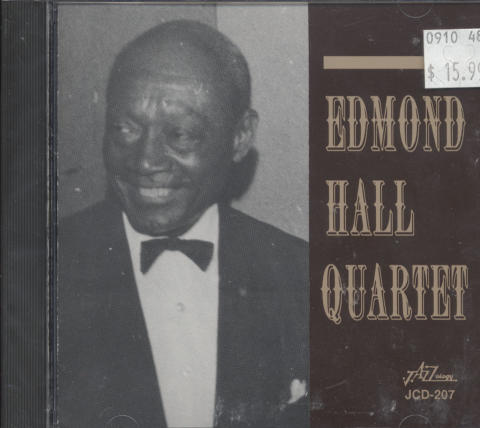 Edmond Hall Quartet CD
