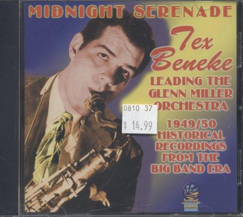 Tex Beneke And His Orchestra CD