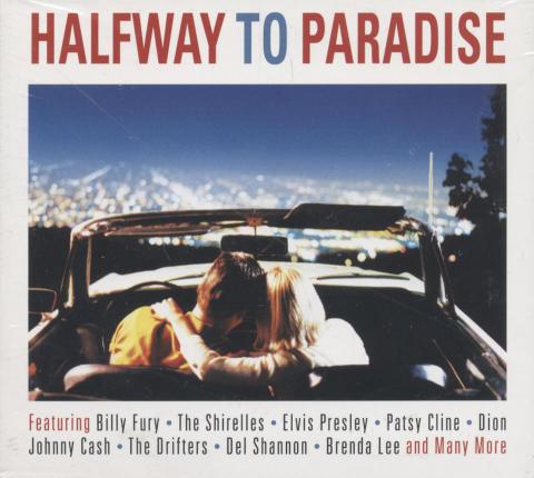 Halfway To Paradise CD