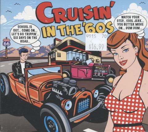 Cruisin' In The '60s CD