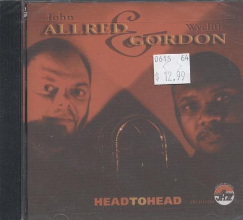 John Allred & Wycliffe Gordon CD