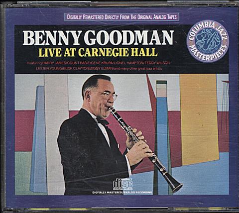 Benny Goodman CD