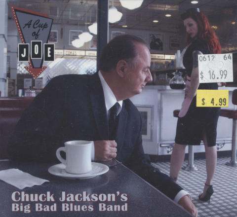 Chuck Jackson's Big Bad Blues Band CD