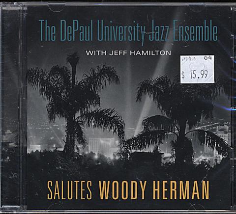 The DePaul University Jazz Ensemble CD