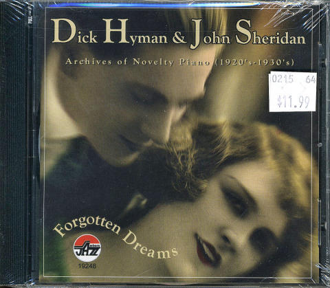 Dick Hyman CD