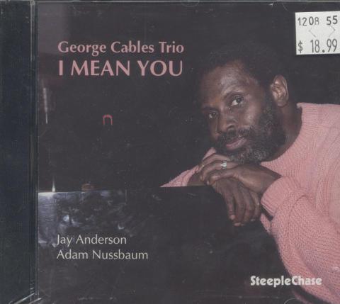 George Cables Trio CD