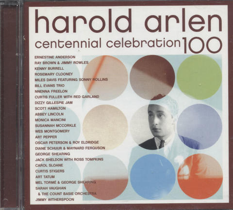 Harold Arlen Centennial Celebration CD