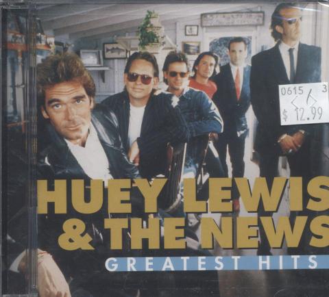 Huey Lewis & the News CD