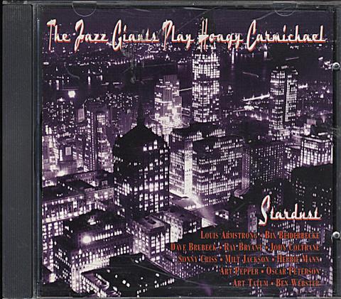 The Jazz Giants Play Hoagy Carmichael / Stardust CD