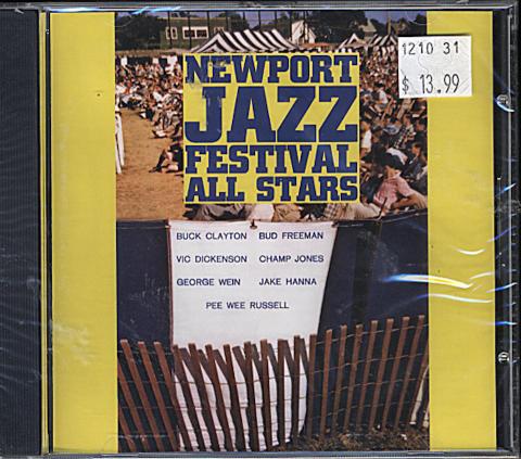 Newport Jazz Festival All Stars CD
