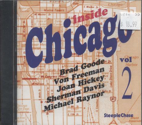 Inside Chicago Vol. 2 CD
