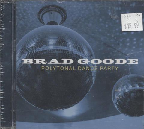 Brad Goode CD