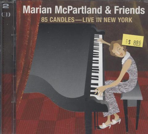 Marian McPartland & Friends CD